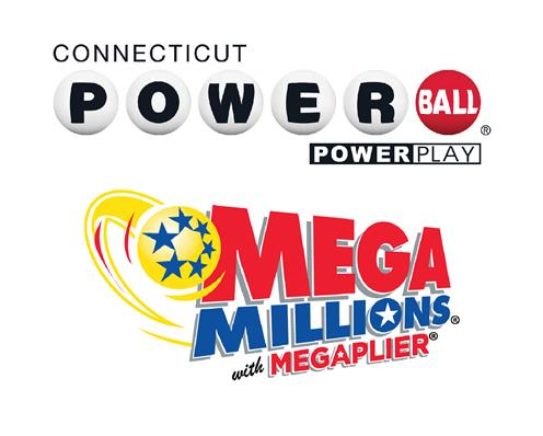 Powerball and Mega Millions Logos